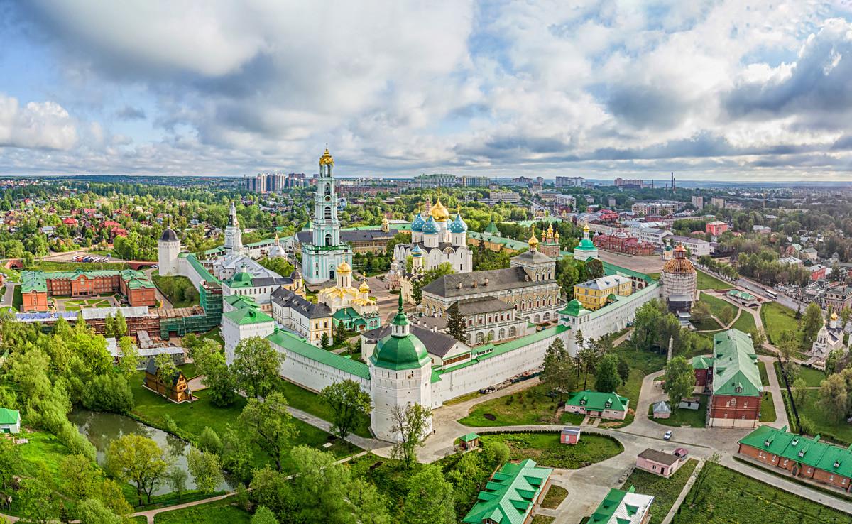 Trojiški samostan sv. Sergija