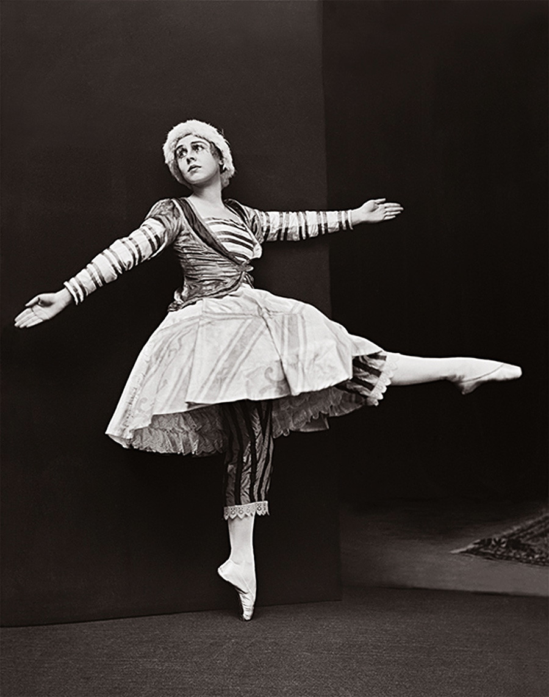 Lydia Lopukhova come Bambola Ballerina, 1919