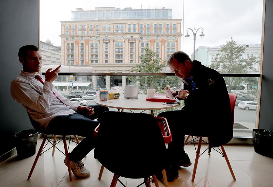 Правило номер три: кафе – это скорее про работу и встречи, а не про поесть.