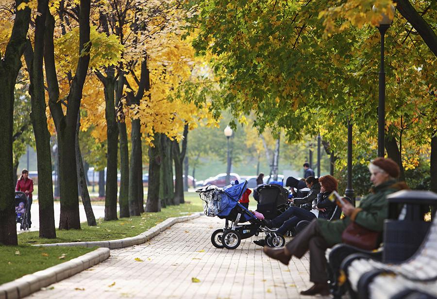 Правило четыре: лучшие районы для жизни расположены на северо-западе столицы.