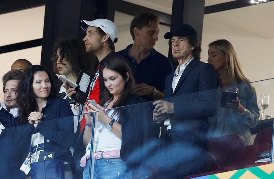 Mick Jagger (dir.).