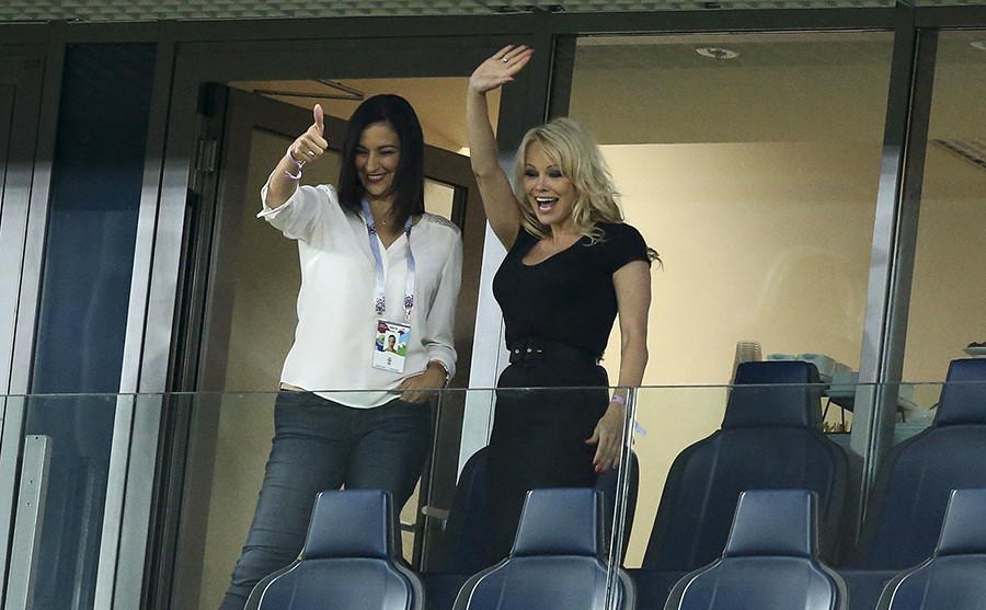 Pamela Anderson (dir.)
