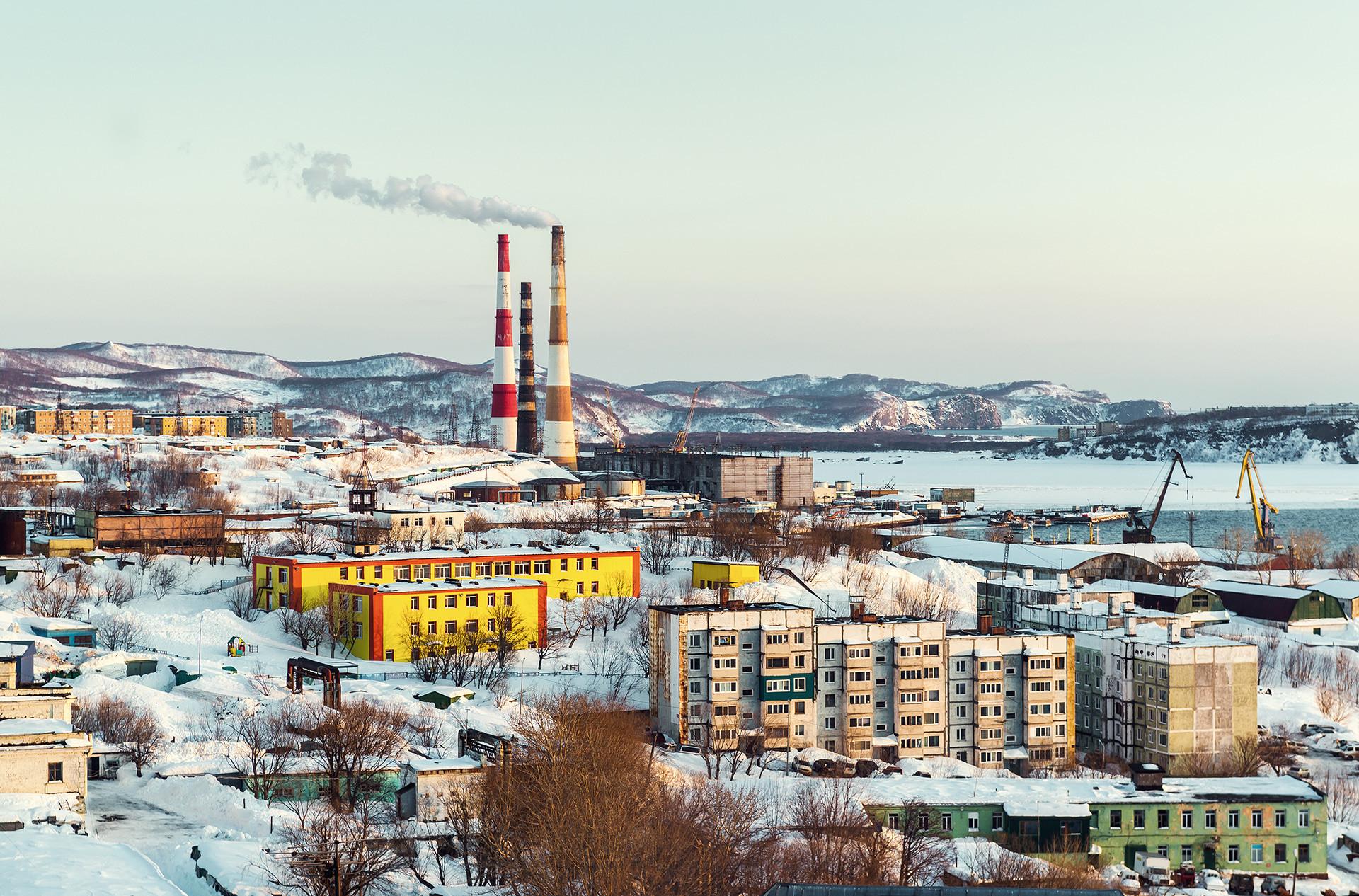 Петропавловск-Камчатски, Русија.
