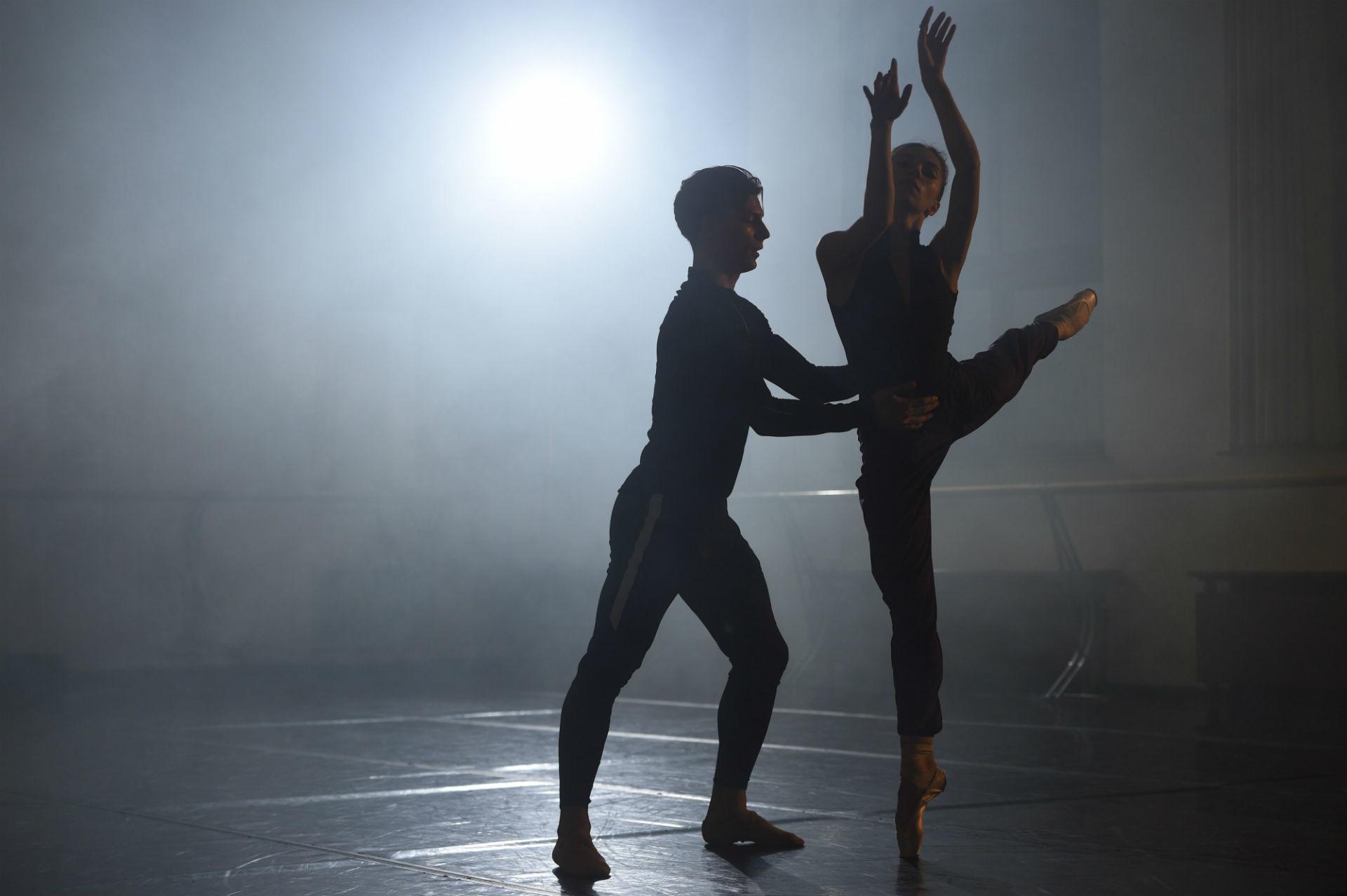 Innokenty Yuldashev et Elena Solomyanko