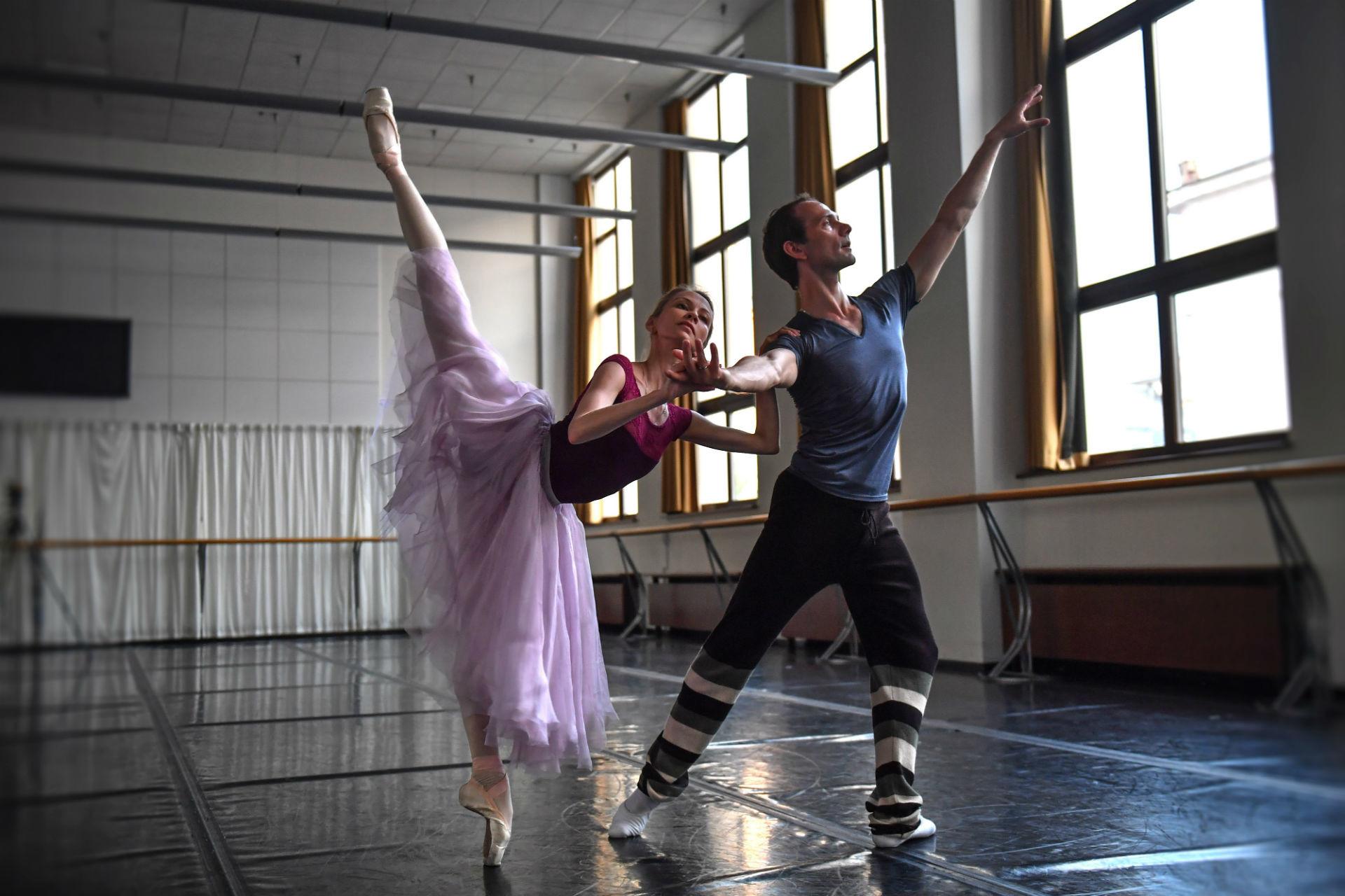 Anastasia Stashkevich et Vyacheslav Lopatin