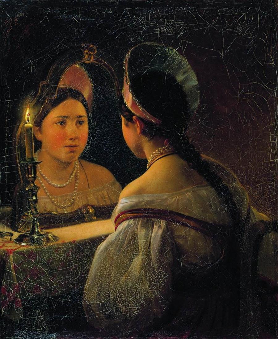 Ruski slikar Karl Brjullov, Svetlana/Državni muzej umetnosti v Nižnjem Novgorodu