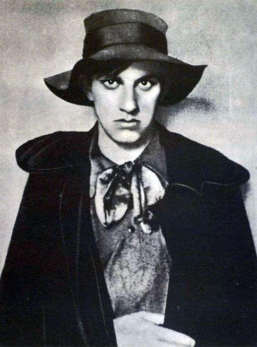 17-letni Majakovski, 1910