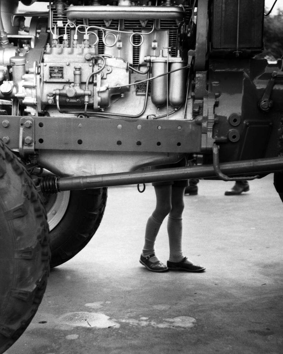 Futuro maquinista, 1960.