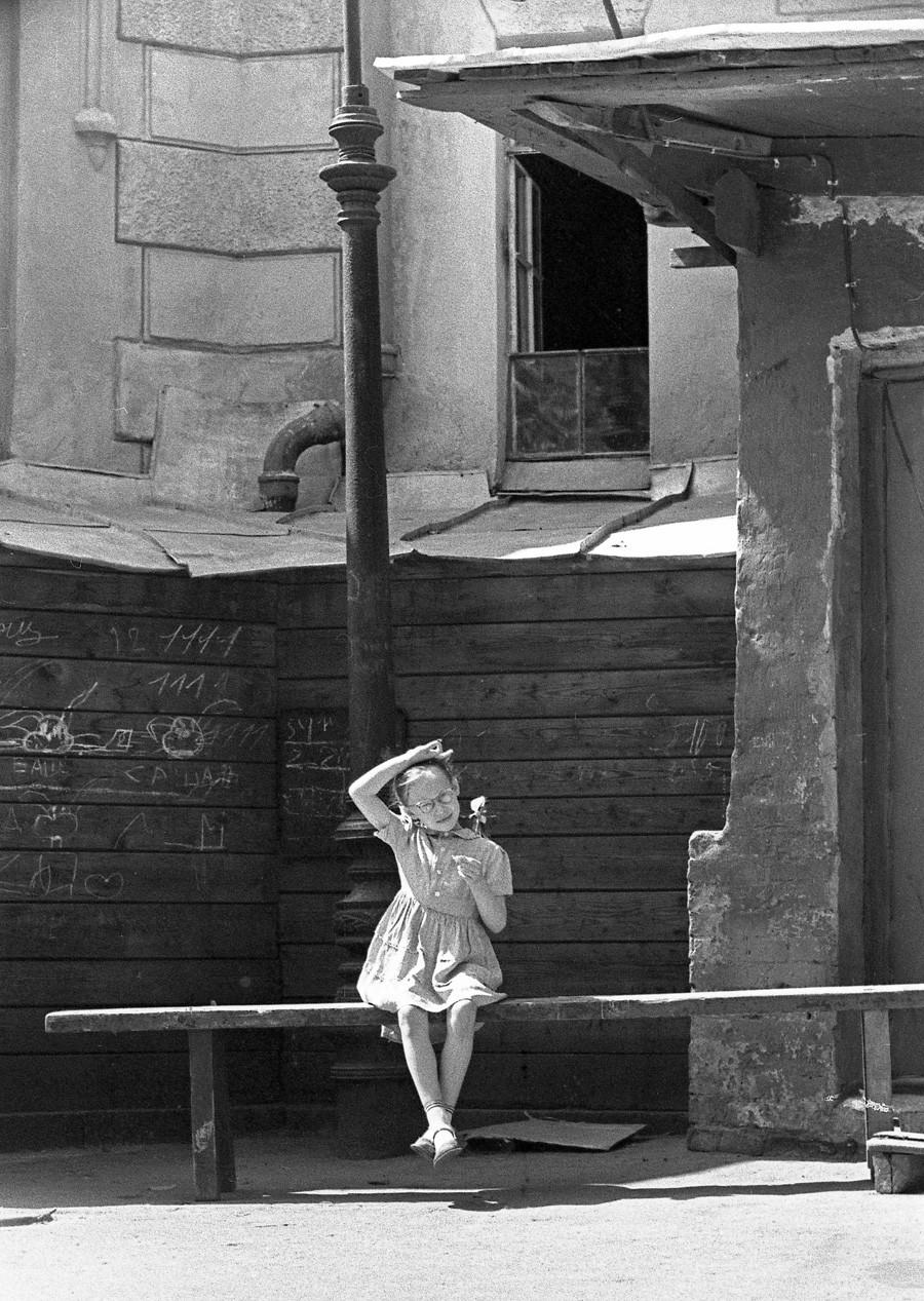 Julio, 1958.