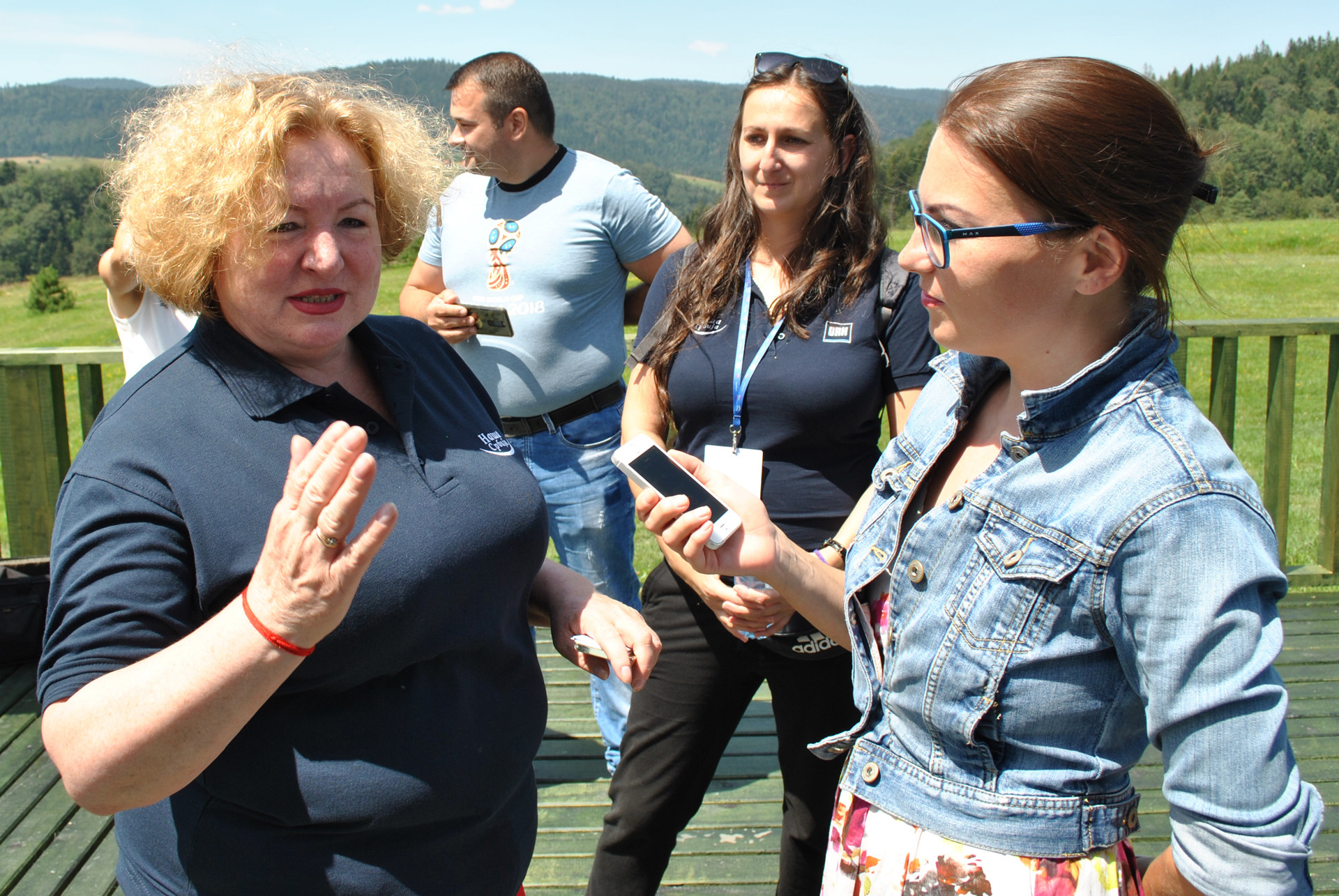 Светлана Смирнова и Катарина Лане