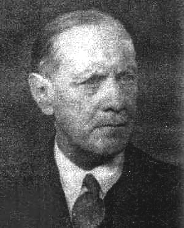 Harry Charnock