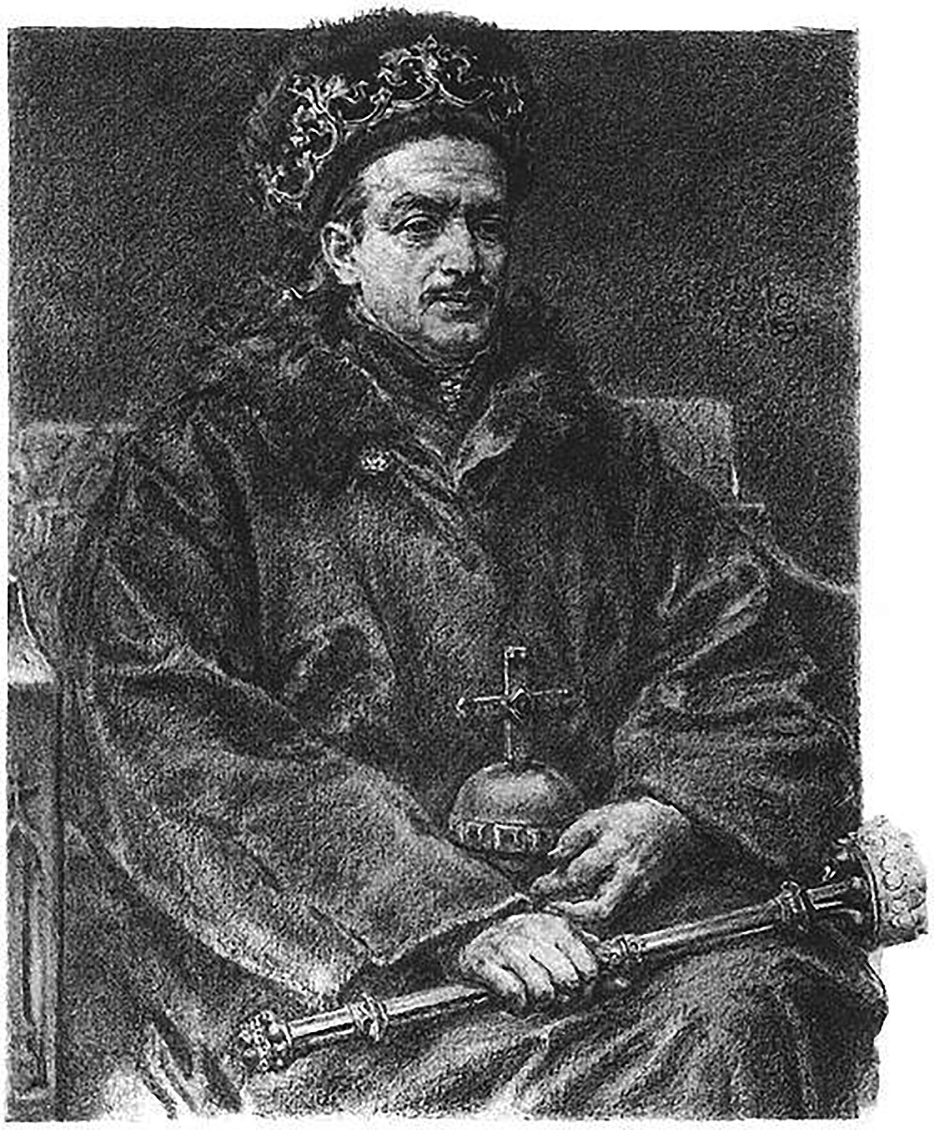 Casimir IV par Jan Matejko
