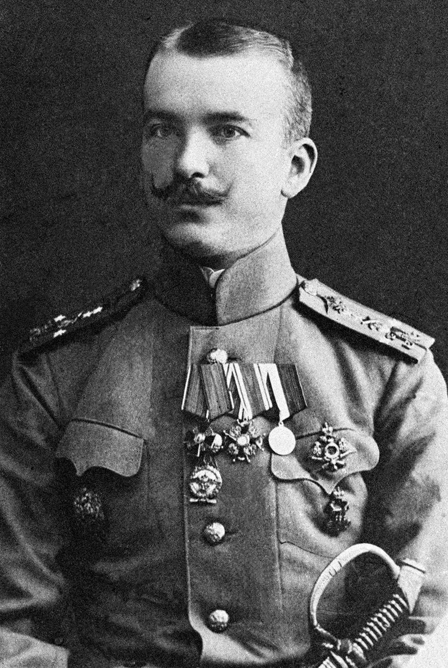Петар Нестеров