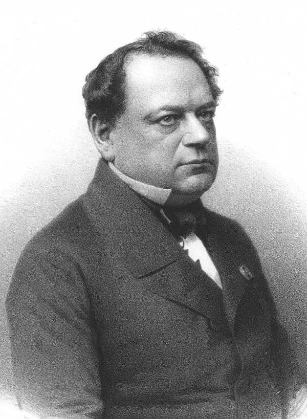 Мориц Херман фон Якоби