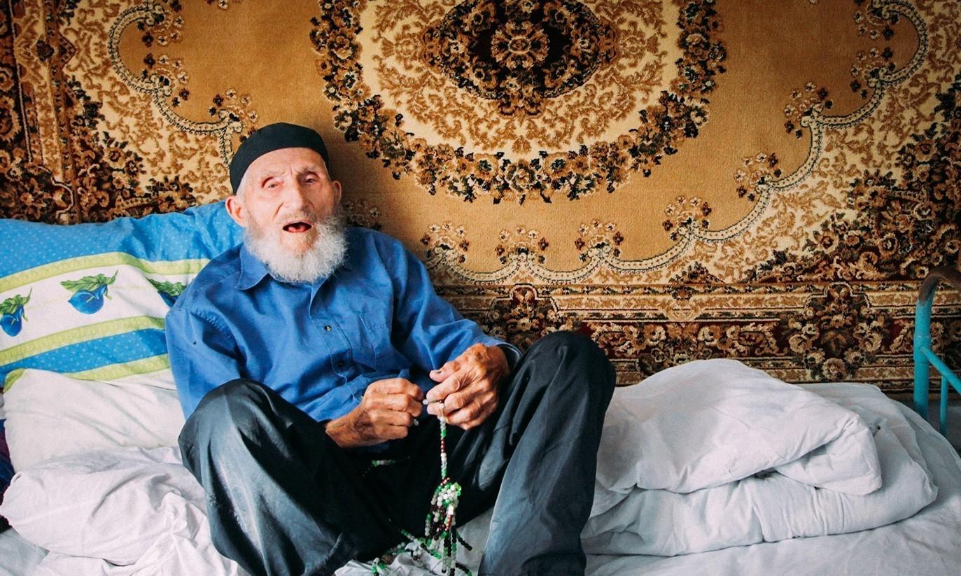Магомед Лабазанов, роден на 1 мај 1890