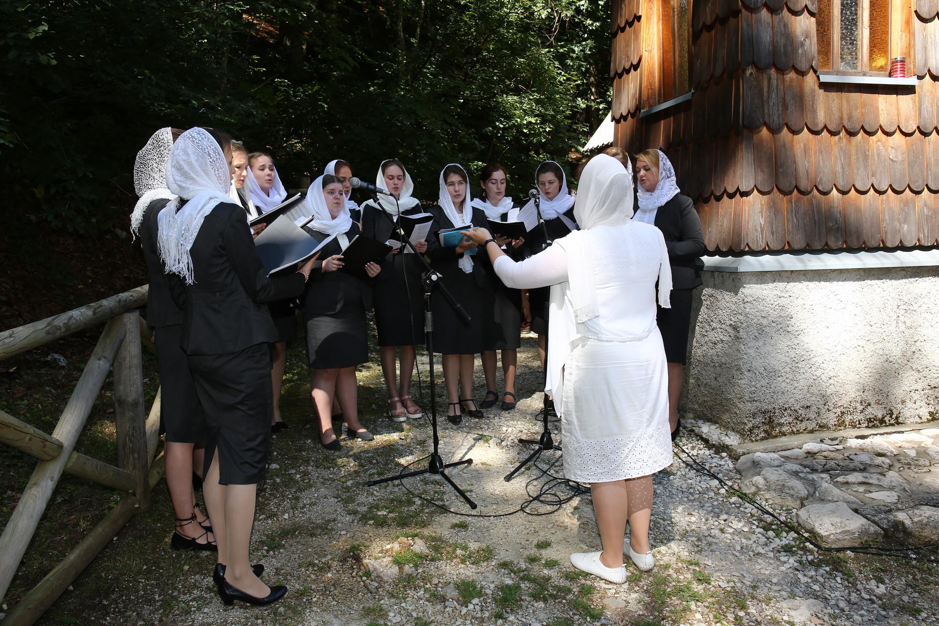 Ženski pevski zbor Sanktpeterburške duhovne akademije