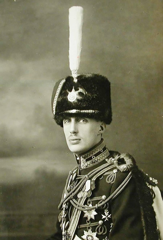 Портрет кнеза Гаврила, члана императорске породице Романов.