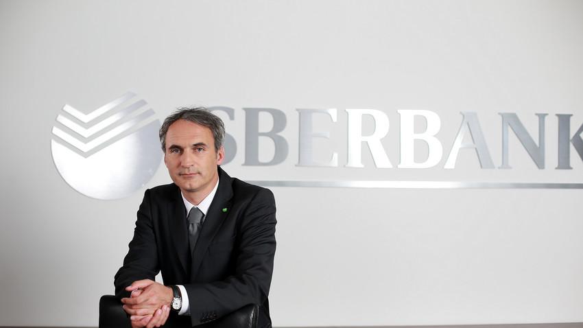 Gašpar Ogris-Martič, predsednik uprave Sberbank d.d.