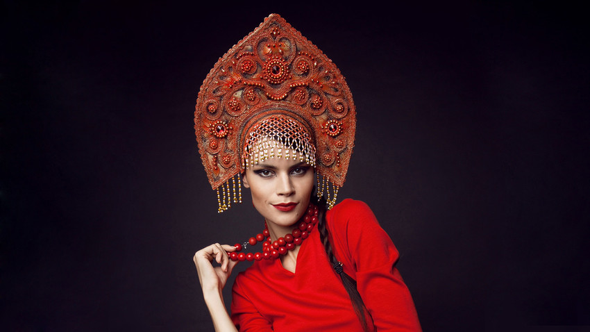 8 Fascinating Facts About Kokoshnik  The Quintessential -8316