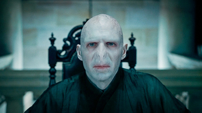 Those who associate themselves with the Dark Lord Voldemort have great ambitions and strive for power.