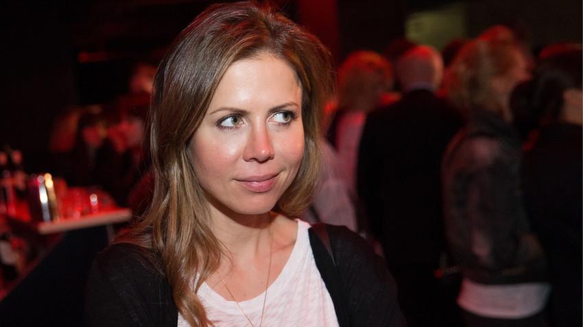 Polina Deripaska.