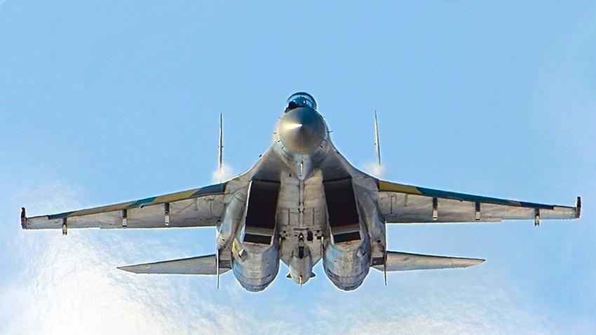 Ловачки авион 4++ генерације Су-35