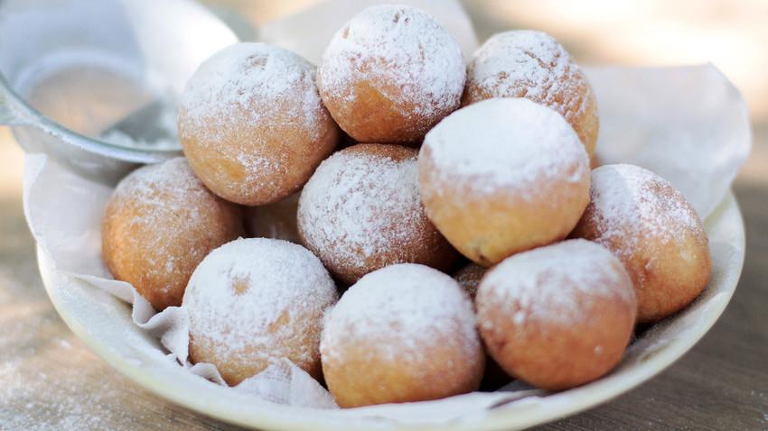 Amerikanischer Kühlschrank Quark : Pontschikiu201c: die russischen quark donuts russia beyond de