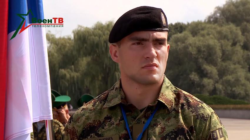 Потпоручник Ђорђе Лапчевић