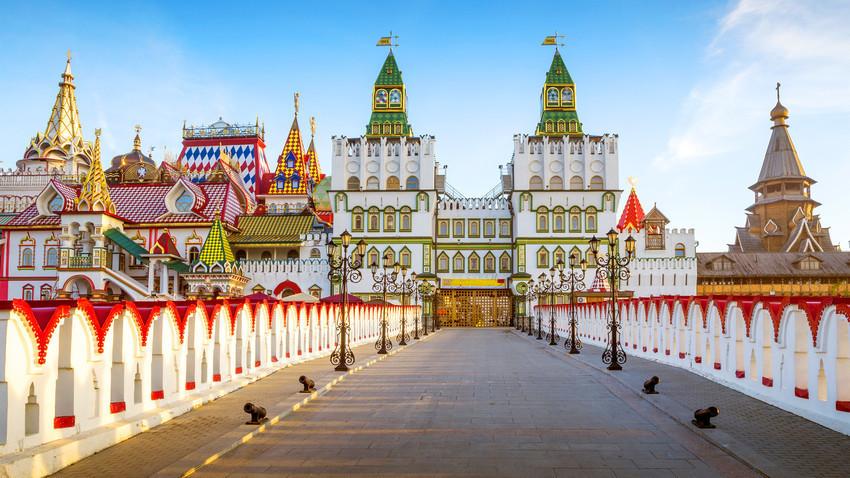 Il Cremlino di Izmailovo di Mosca