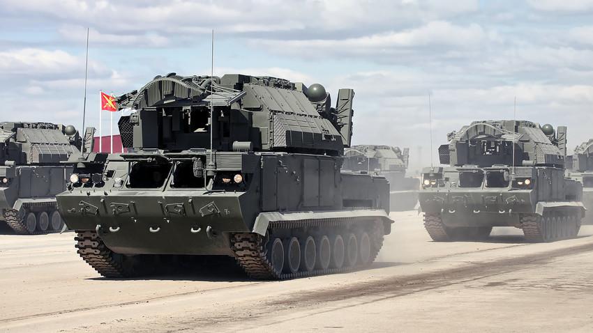 ZRK Tor-M2U