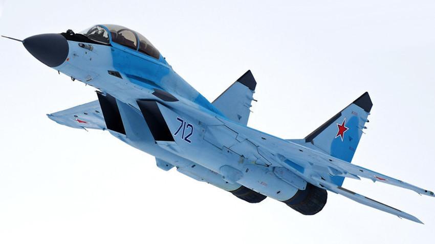 MiG-35- vrhunski lovac za najkompleksnije zadatke.