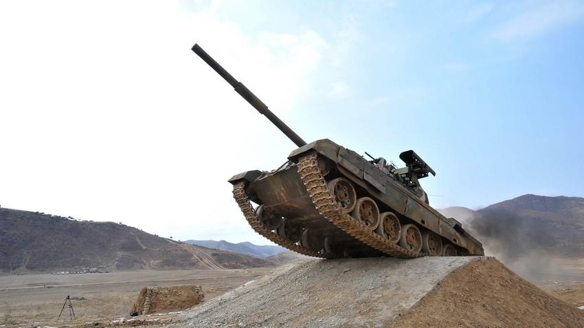 Съветски танк T-62