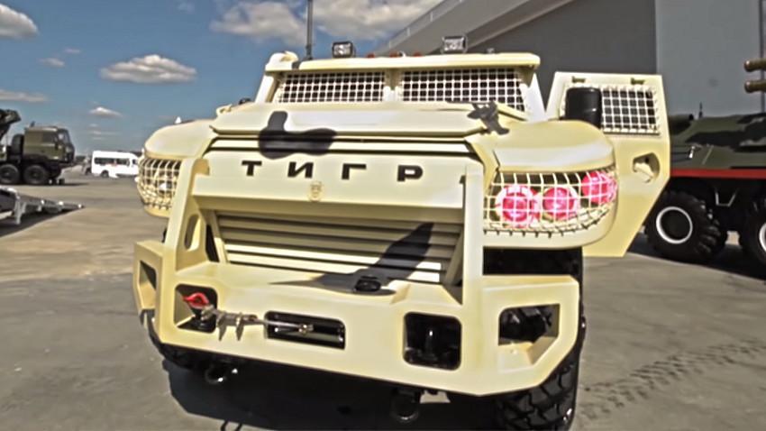 Modernizirani Tigr-M