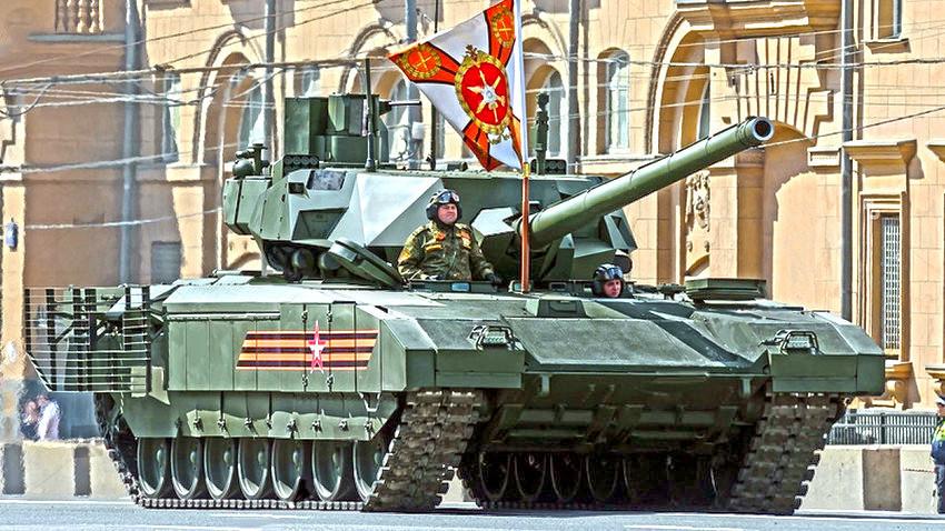 Основниот борбен тенк Т-14