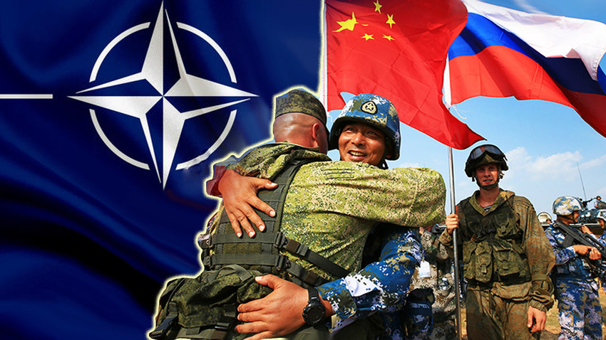 """НАТО ће помно пратити вежбу """"Восток-17"""" на којој ће учествовати и Кинези"""