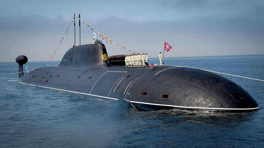 Russia creates 'eternal' nuclear reactor for submarines