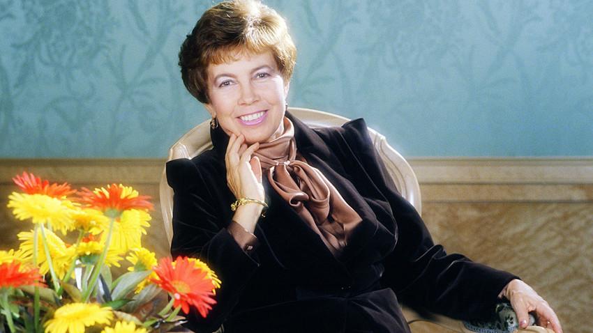 Raissa Gorbatschowa, 1986