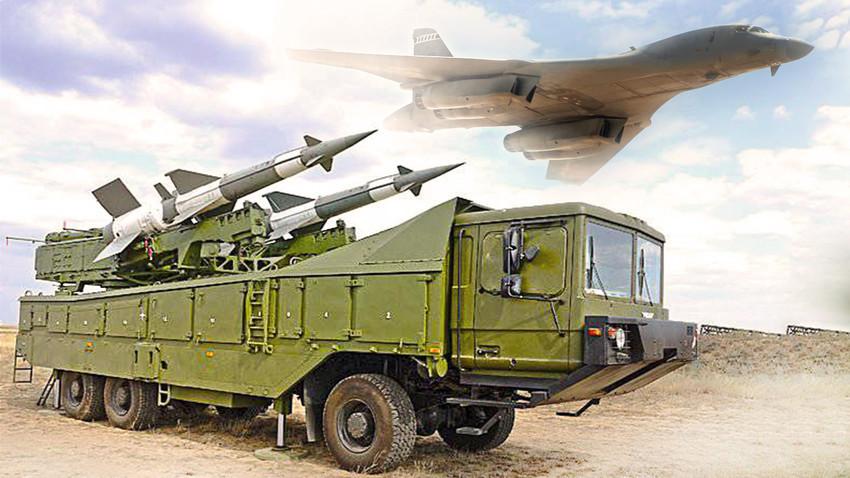 "Ракетен систем за противвоздушна одбрана ""Печора-2М"""