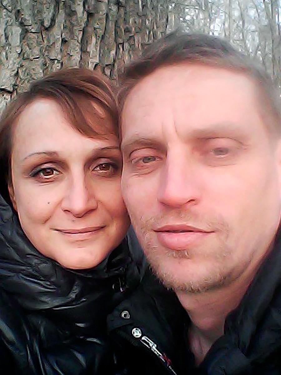 Irina dan Sergey.