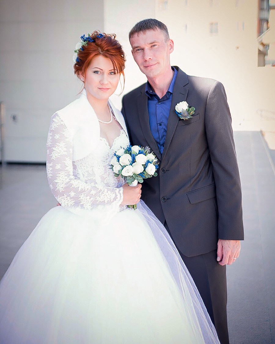Elena dan Sergey.