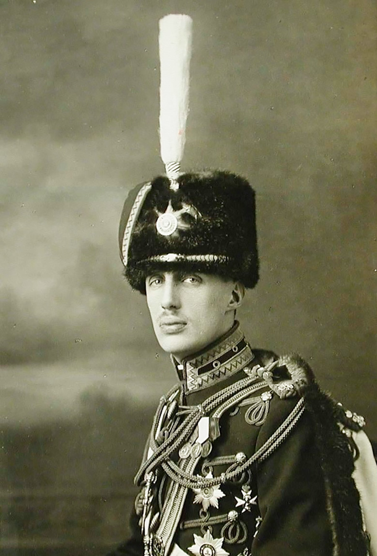 Gabriel Konstantinovitch Romanov (1887 - 1955), que conseguiu fugir da Rússia