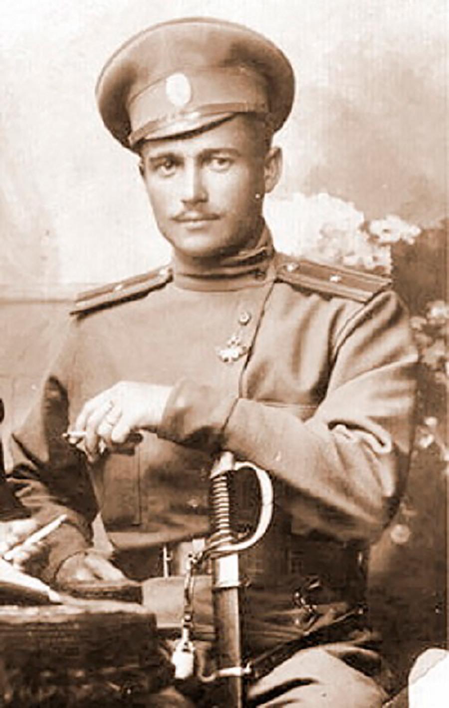 Офицер Владимир Карпович Котлински, оглавил