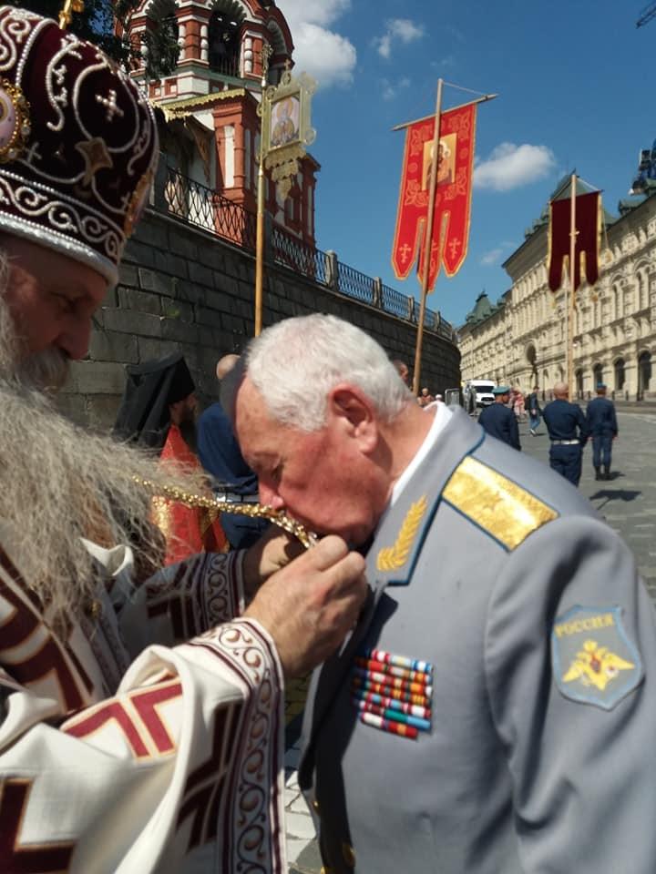 Руски генерал и владика Јован