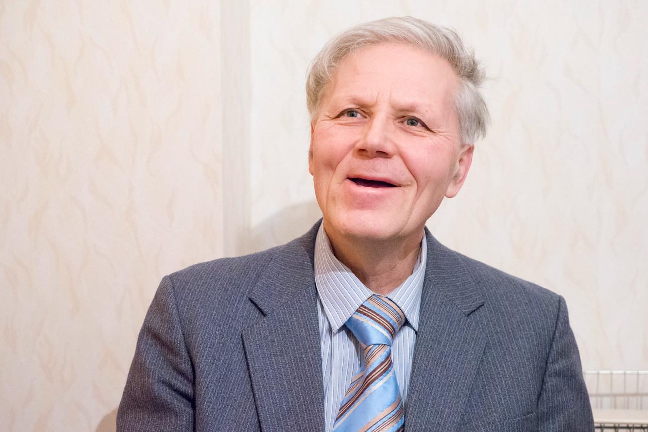 Aleksandr Chmonov.