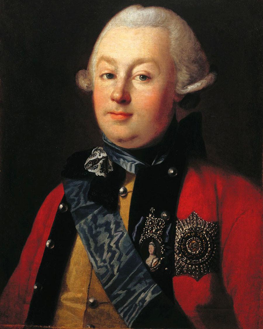 Grigoriy Orlov (1734 – 1783)