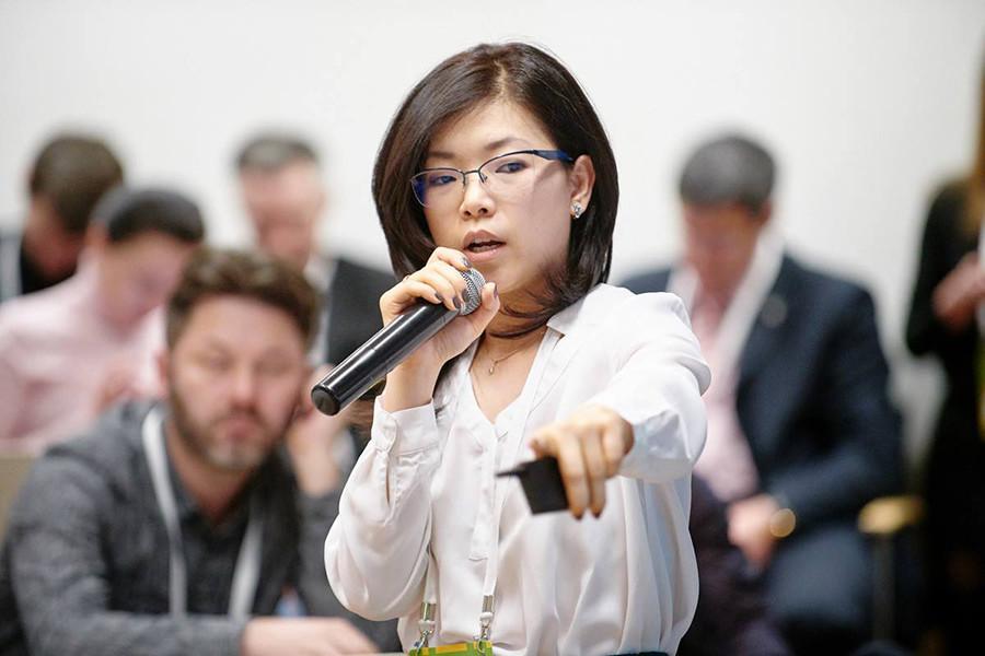 Ekaterina Kim