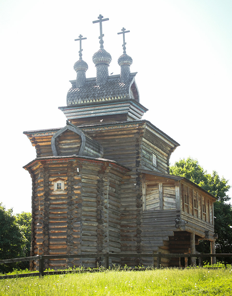 The St. George the Victorious Church