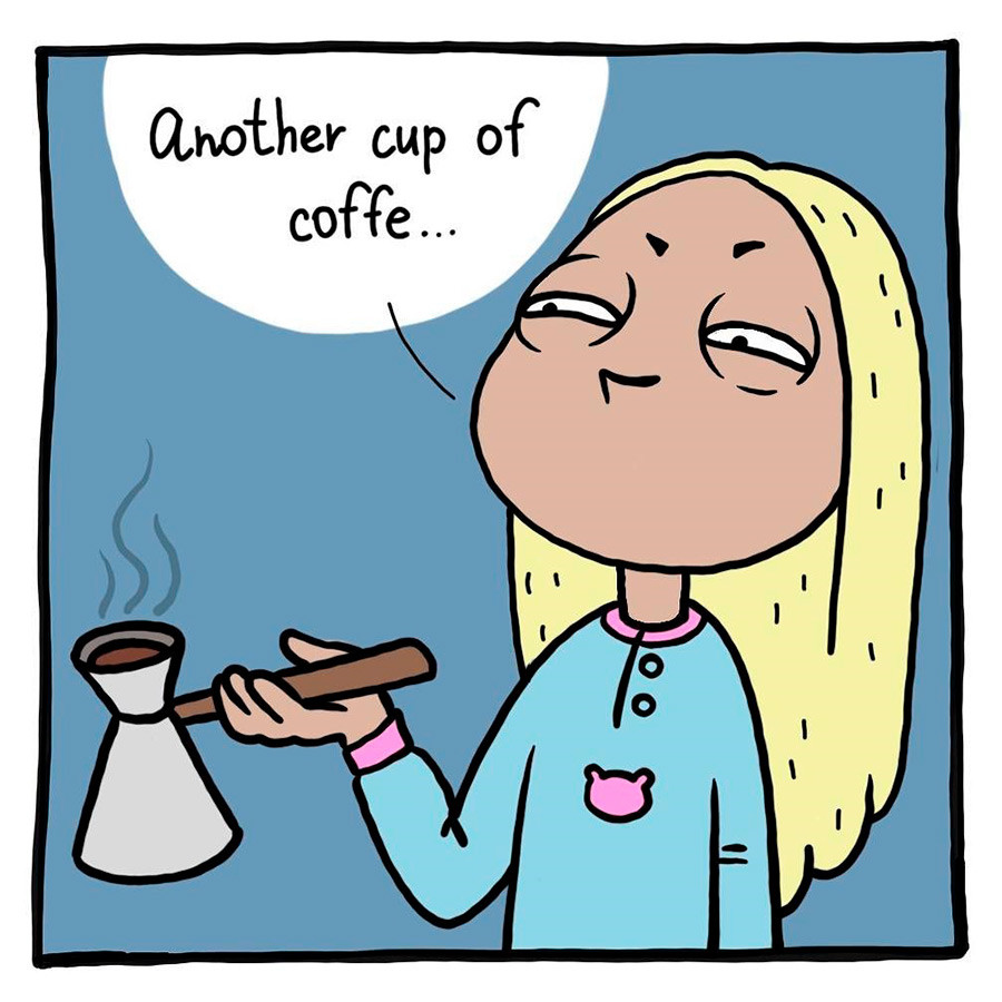 """""""Још једна шоља кафе..."""""""