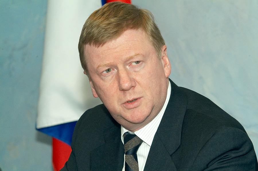 Anatoli Chubáis