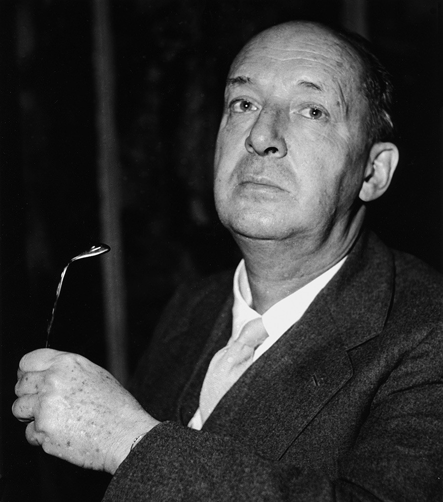Vladimir Nabokov harshly criticized Dostoevsky.